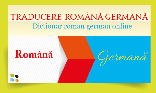 traducere romana germana dictionar roman german online